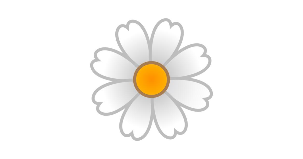 Daisy Flowers Emoji Copy And Paste