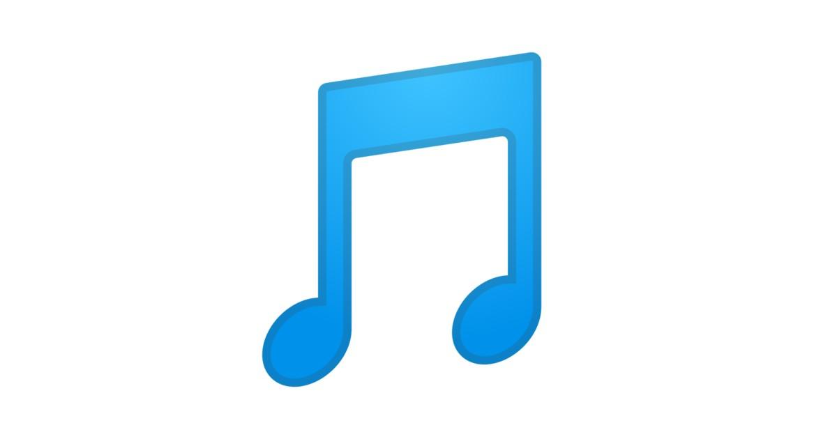 Nota Musical Emoji
