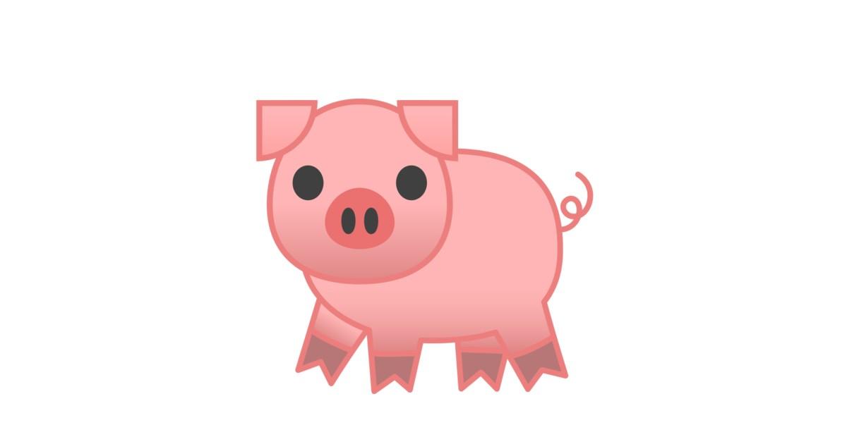 🐖 Cerdo Emoji