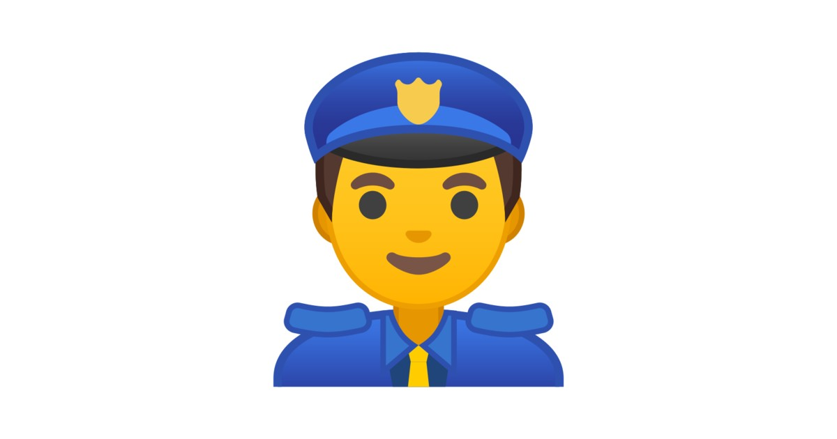 👮 Police Officer Emoji
