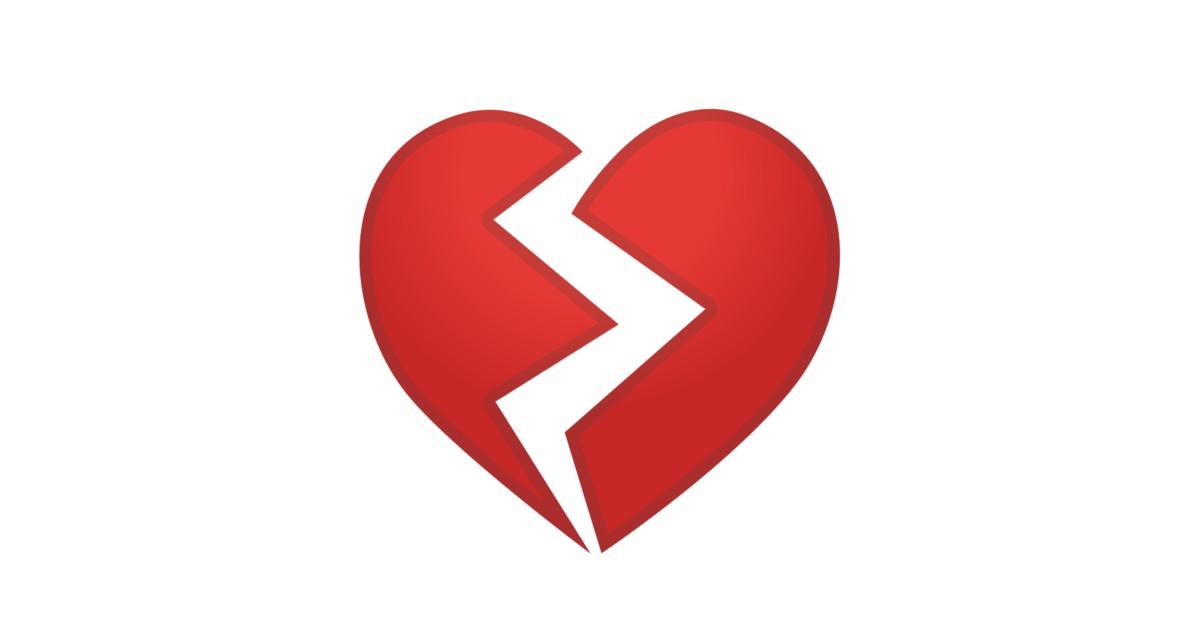 Corazón Roto Emoji