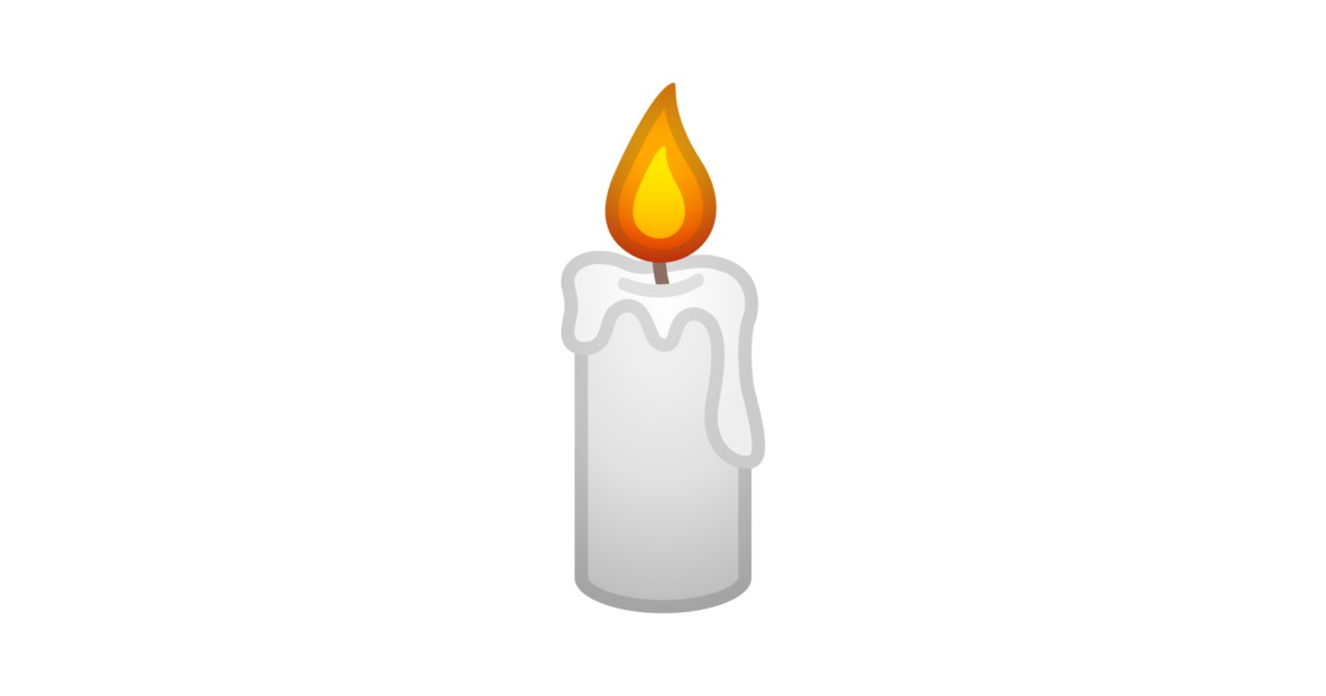 Kerze Emoji