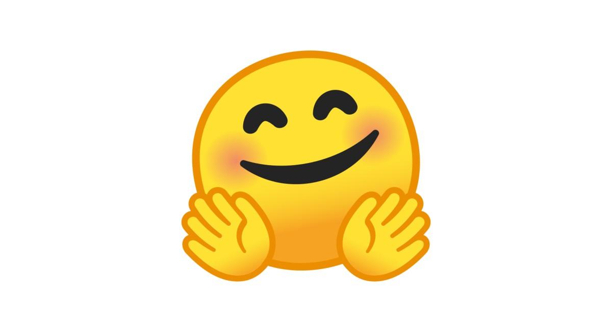 Umarmen Emoji
