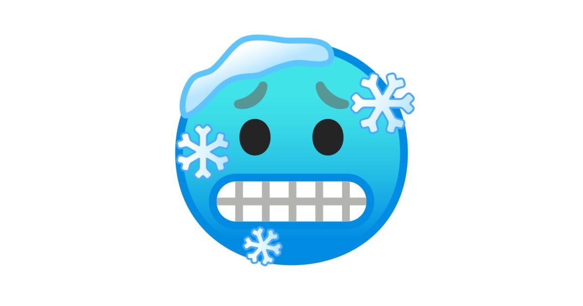cara con fr237o emoji