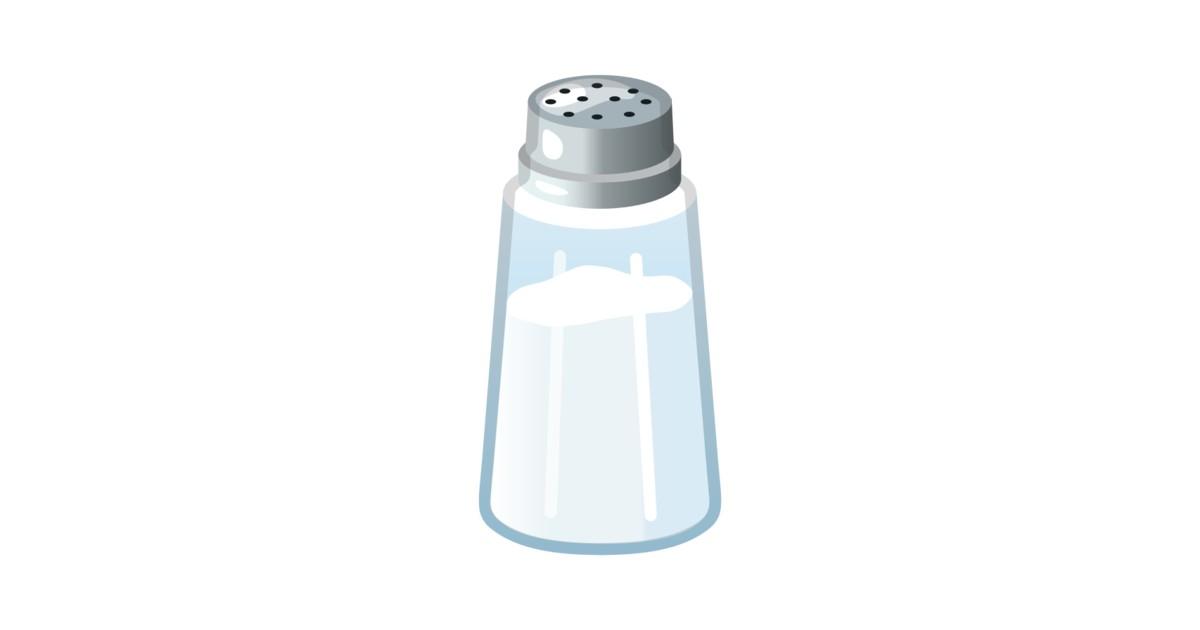 Escape In Spanish >> Salt Emoji