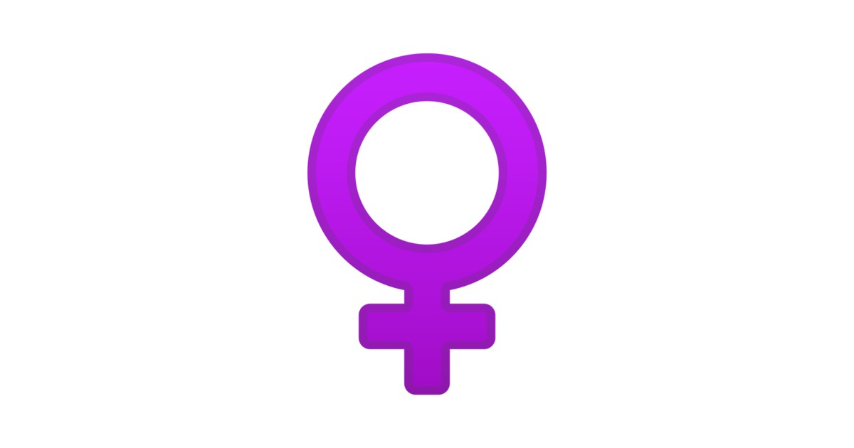 ♀️ Female Sign Emoji
