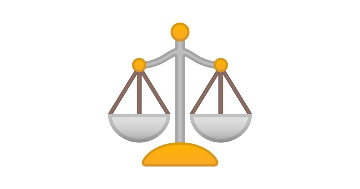 ⚖️ Balance Scale Emoji