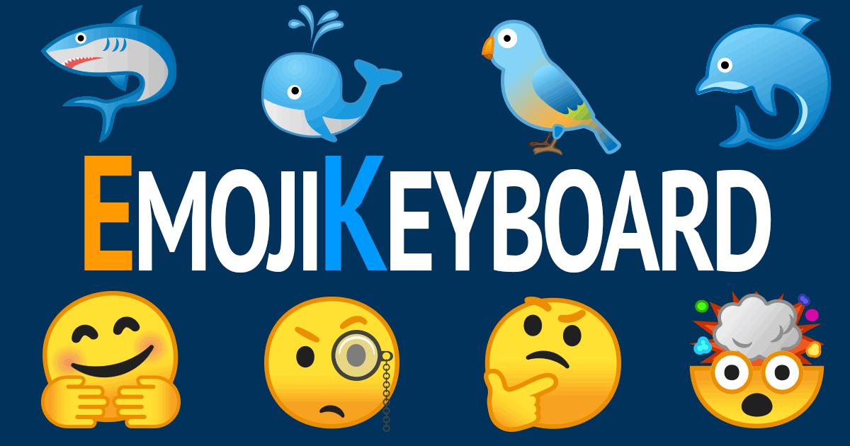 Clavier Emoji 2020 Tous Les Emojis A Copier Coller