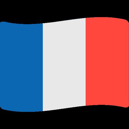 🇫🇷 Drapeau : France Emoji