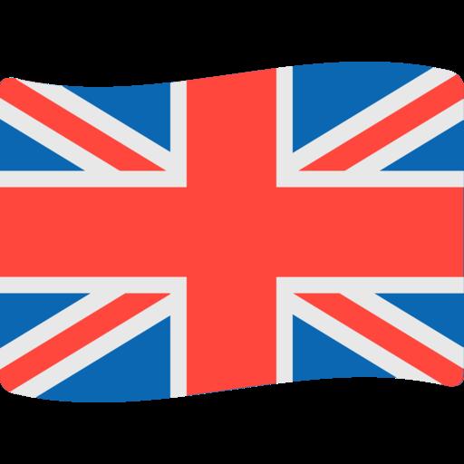 Bandera Reino Unido Emoji