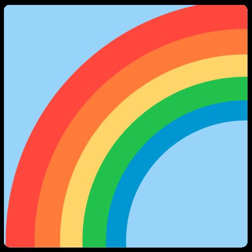 Rainbow Emoji Emoji World