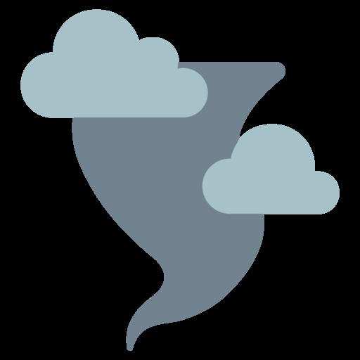 Tornado Emoji