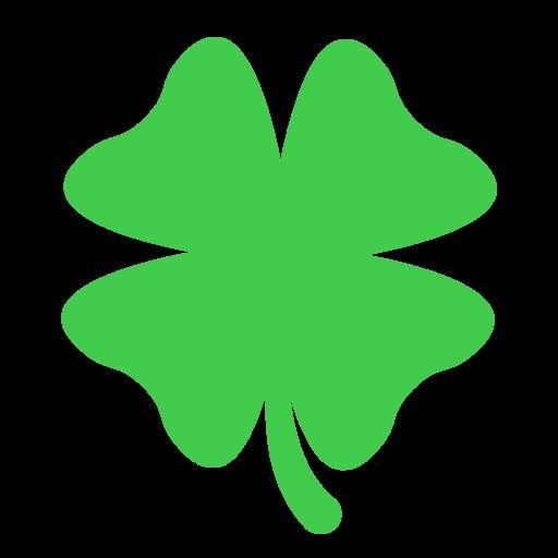 Trevo De Quatro Folhas Emoji
