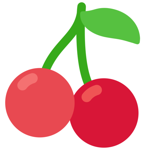 Cherries Emoji