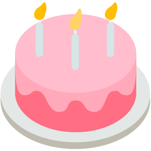 Birthday Cake Text Symbol Facebook