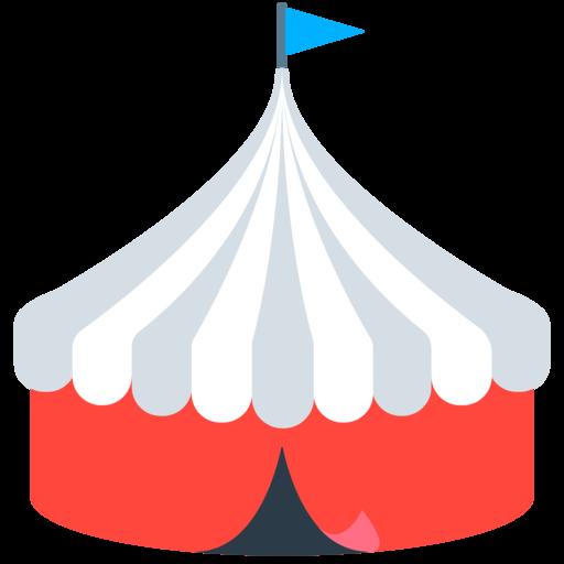 Mozilla (Firefox OS 2.5)  sc 1 st  EmojiTerra & ? Circus Tent Emoji