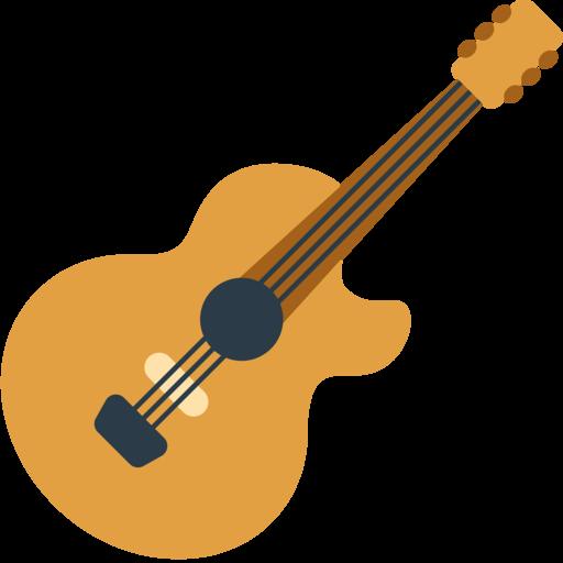 🎸 Gitarre-Emoji