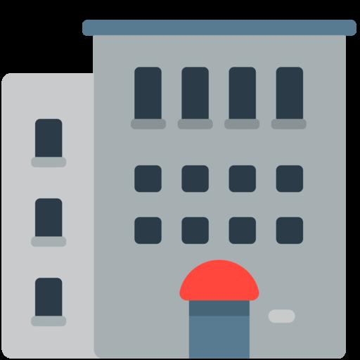 🏢 Edificio De Oficinas Emoji