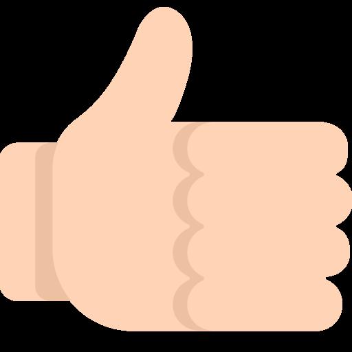 👍 Thumbs Up Emoji |