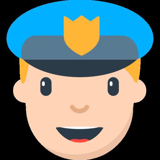 policial emoji police officer clipart clip art police officer retirement