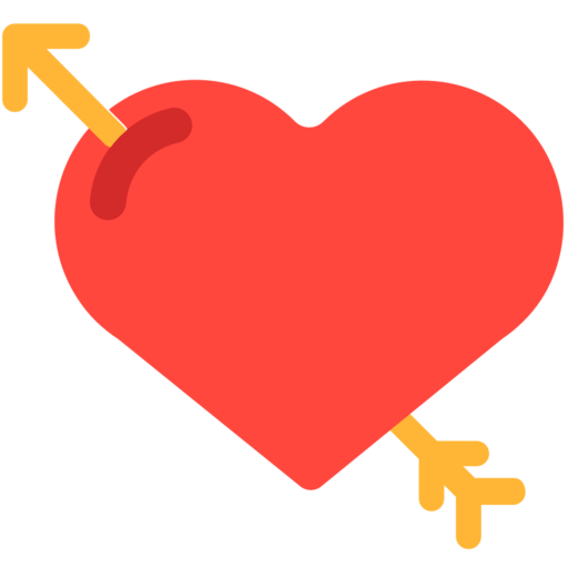 Heart With Arrow Emoji