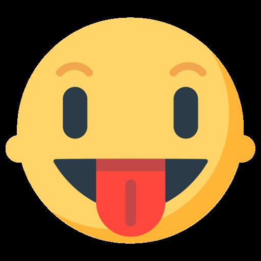 Zunge smiley bedeutet was rausstrecken Zunge rausstrecken