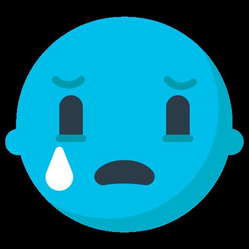 Cara Llorando Emoji