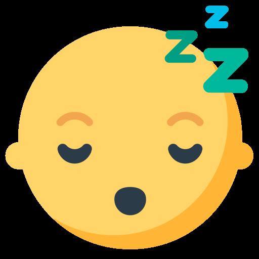 emoticons dormido