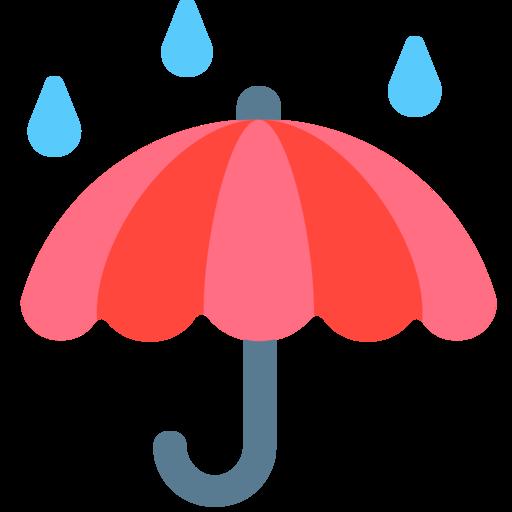paraguas con gotas de lluvia emoji umbrella clip art free printable umbrella clipart png'