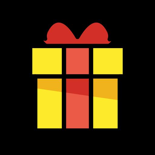 Risultato immagini per emoticon regalo