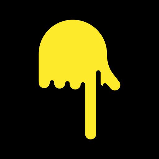 👇 Dorso De Mano Con índice Hacia Abajo Emoji