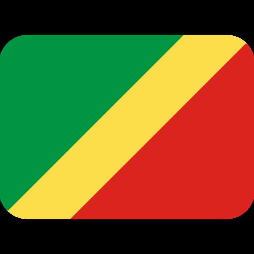 Bandera Repblica Del Congo Emoji