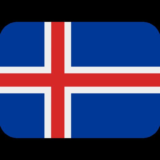 🇮🇸 Flagge: Island-Emoji
