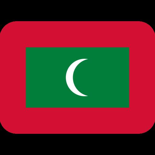Flag Maldives Emoji