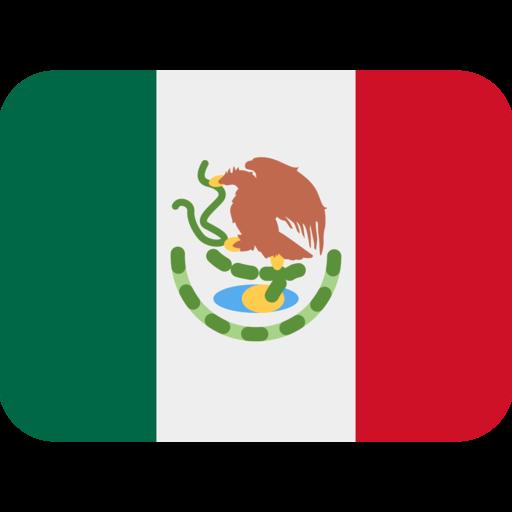 ???????? Bandera: México Emoji