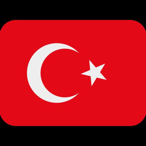 Flag Turkey Emoji