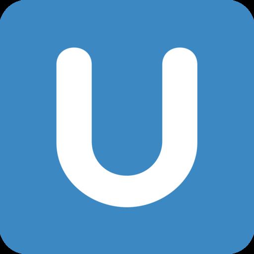 Regional Indicator Symbol Letter U Emoji | 512 x 512 png 11kB