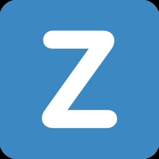 Regional Indicator Symbol Letter Z Emoji | 512 x 512 png 12kB