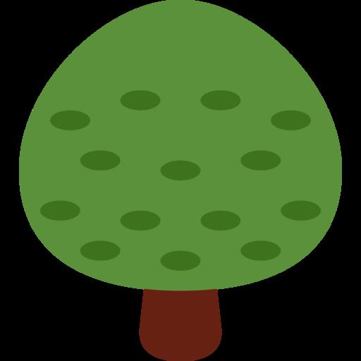 Rbol de hoja caduca emoji for Lista de arboles de hoja caduca