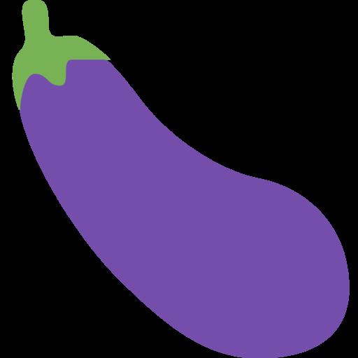 🍆 Eggplant Emoji