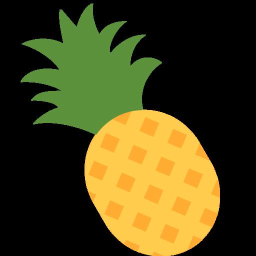 pineapple emoji png. twitter pineapple emoji png p