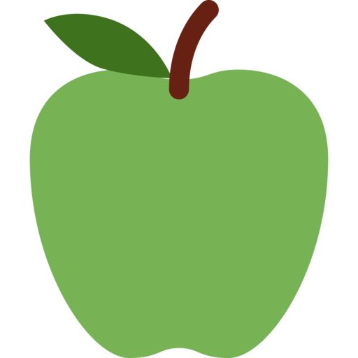 green apple clipart png. twitter green apple clipart png