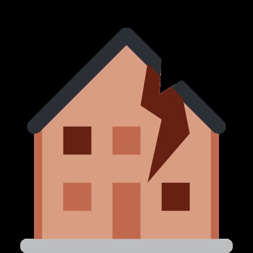 The All Abandoned House Emoji Free Transparent Emoji Emojipng Com