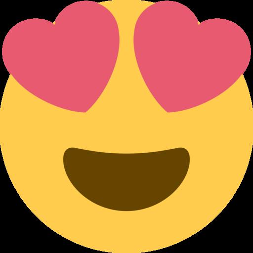 Resultado de imagen de emoji corazon