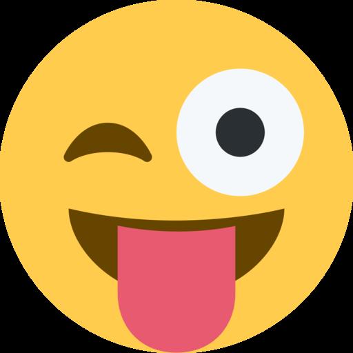 Zunge heraus emoji Bedeutung