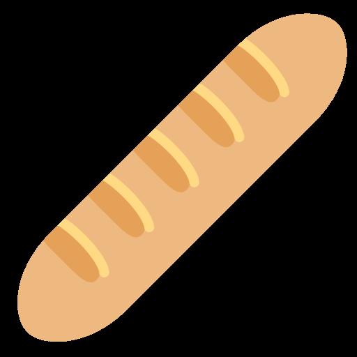 Baguette Bread Emoji