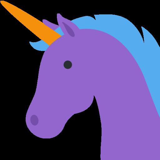 🦄 unicorn face emoji