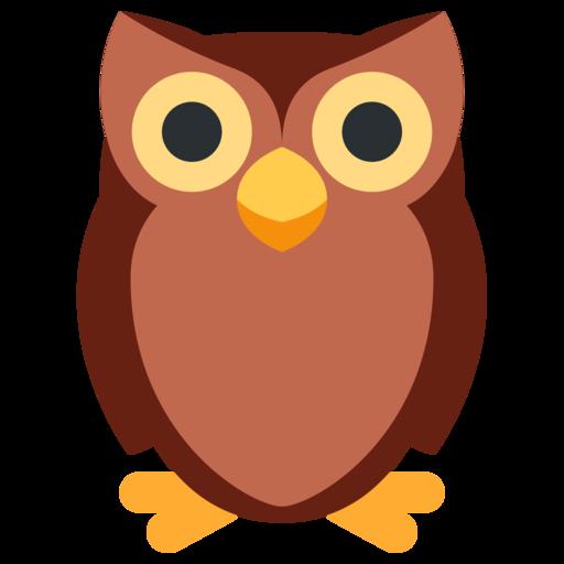 Owl Emoji