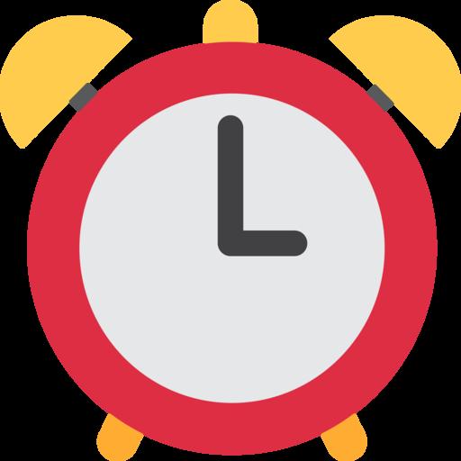 Reloj Despertador Emoji