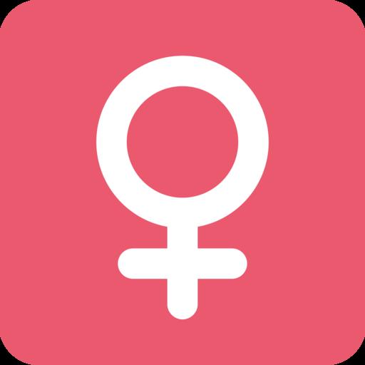♀ female sign emoji